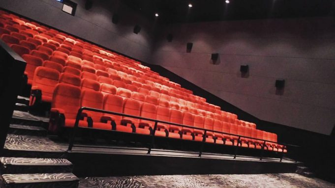Cinemaxx theater di Lippo Plaza Batu (Batos)