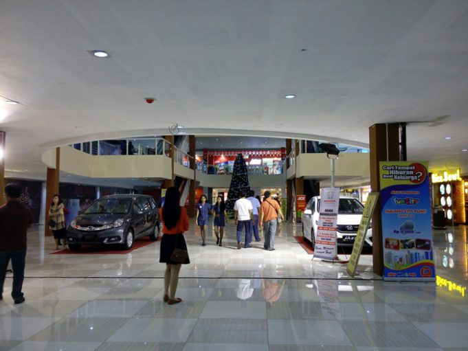 Mall Malang City Point (MCP), Pendobrak Kawasan Mati di Malang - NROSSANA